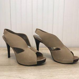 Gorgeous Tan Heels!